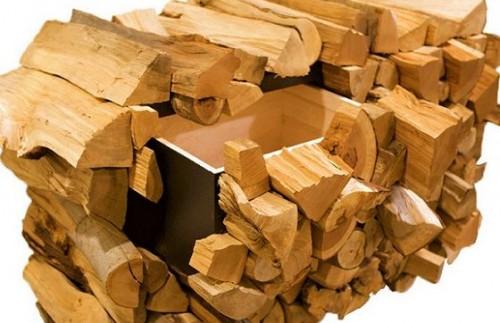 薪の隠し金庫